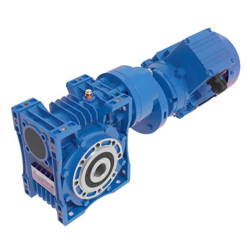Motoreductor cilindro melcat