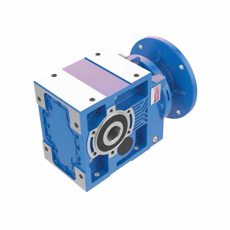 Reductor conico-cilindric cu flansa IEC B5/B14 - Proconsil Grup Iasi