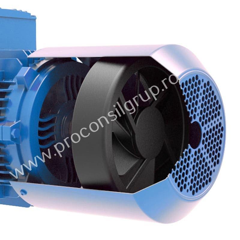 Motor electric trifazat standard - cu o singura putere si turatie - Proconsil Grup Iasi