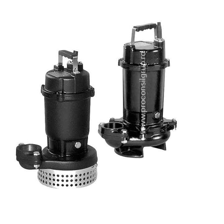 Pompe submersibile pentru ape murdare sau pentru ape uzate - Proconsil Grup Iasi
