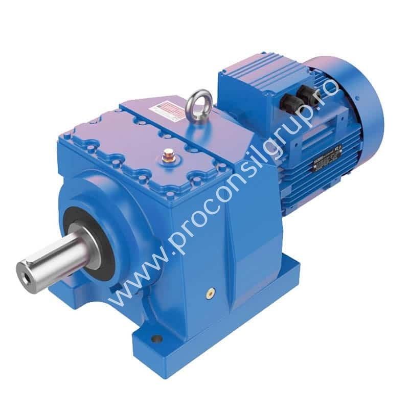 Reductoare si motoreductoare cilindrice coaxiale - Proconsil Grup Iasi
