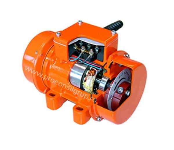 Vibratoare electrice industriale - Proconsil Grup Iasi