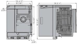 convertizor de frecventa VFNC3S2015PLW