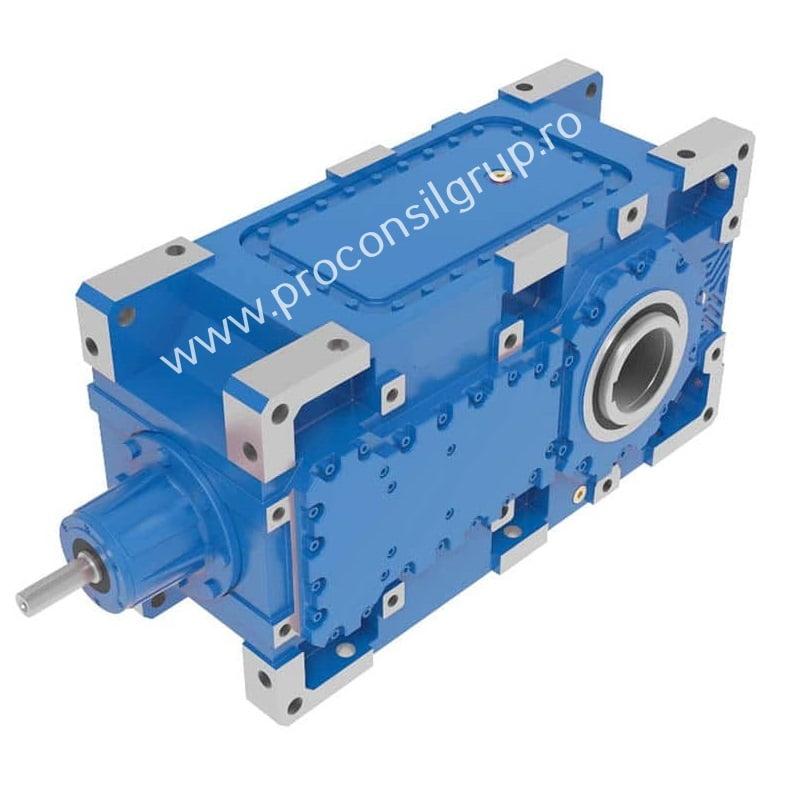 Motoreductoare si reductoare conico-cilindrice industriale mari - Proconsil Grup Iasi