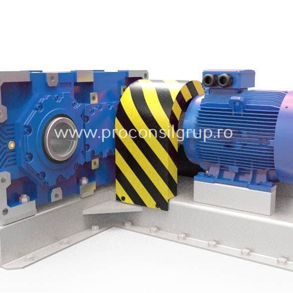 Optiuni pentru reductoare motoreductoare - Proconsil Grup Iasi