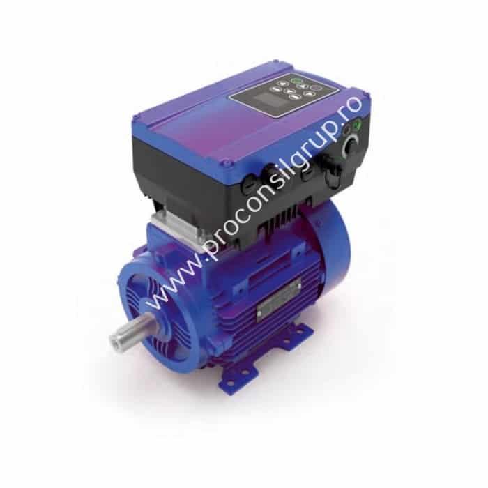 Convertizoare de frecventa pentru toate tipurile de motoare electrice monofazate si trifazate