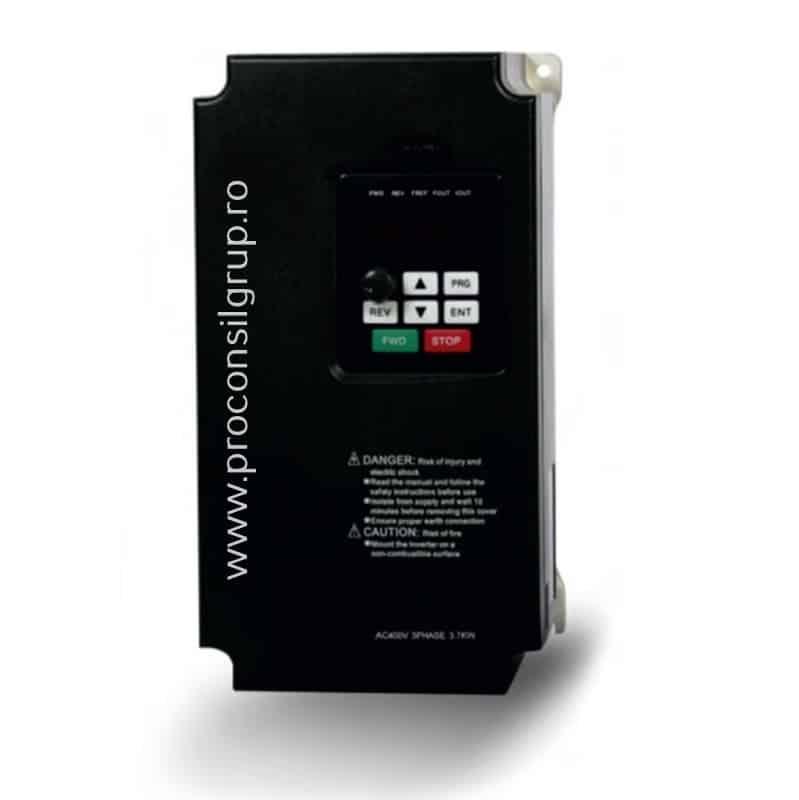 Convertizor de frecventa monofazat ori trifazat - model E8000 - Proconsil Grup Iasi