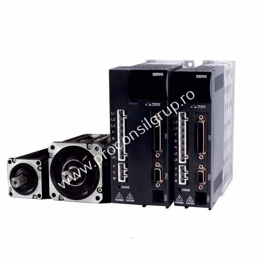 Servomotoare si unitati de antrenare servomotor model S100