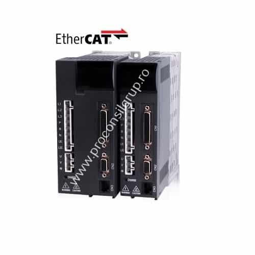 Servomotor si unitati de antrenare servomotor model S100 EtherCAT - Proconsil Grup Iasi