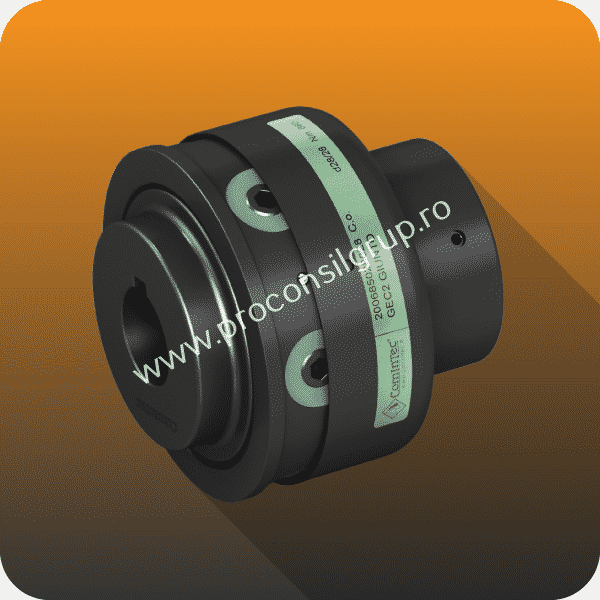 Cuplaj elastic compact - GEC - Proconsil Grup Iasi