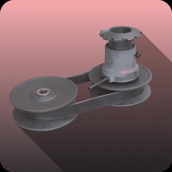 Model cu butuc rotund și arcuri IF - Proconsil Grup Iasi