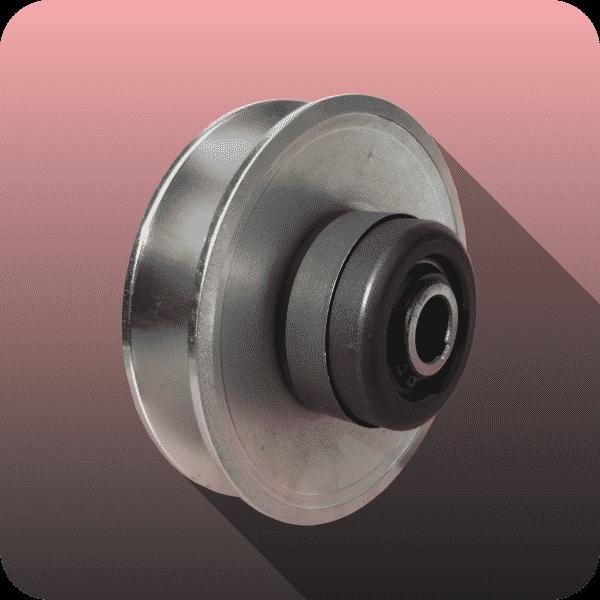 Model cu butuc rotund și plăci zincate - Proconsil Grup Iasi