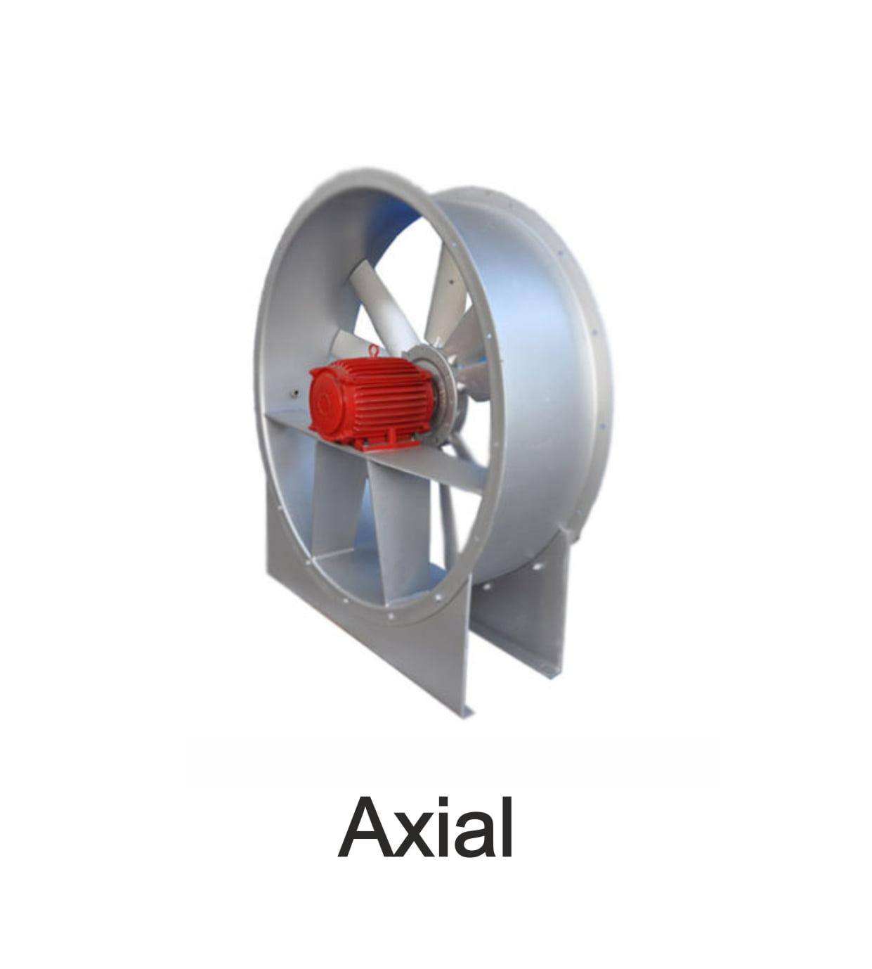 Proconsil Grup - proconsilgrup.ro - ventilatoare industriale Axiale