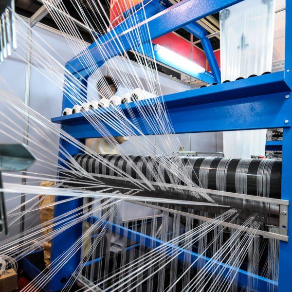 Industria Textila - Selectarea unui ventilator industrial pentru industrial textila - Proconsil Grup