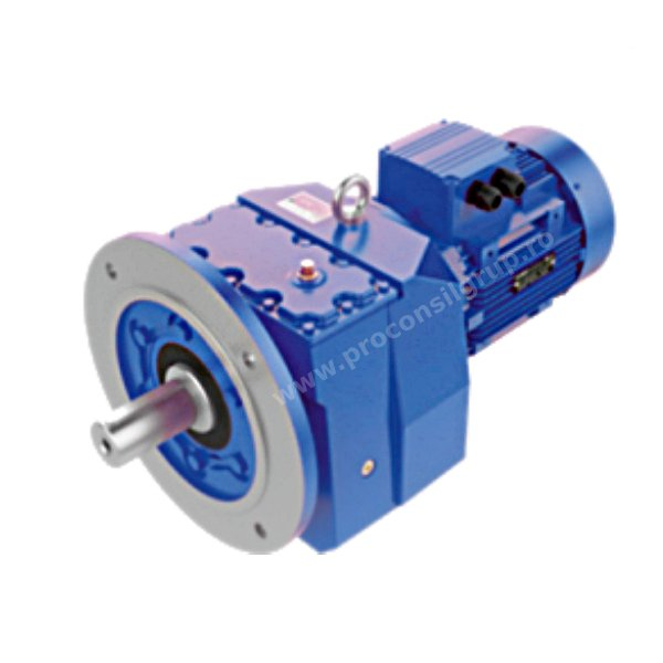 Motoreductor cilindrico coaxial NR